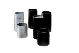 Status Ring with Flip Top Lid for 1400-1440 by Rexite » Aluminum