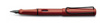 Safari Fountain Pen by Lamy » Fine » Red