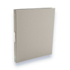 "Bex 3-Ring Binder by Pina Zangaro � .5"" (letter) Portrait � Gray"
