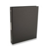 "Bex 3-Ring Binder by Pina Zangaro � 1"" (letter) Portrait � Black"