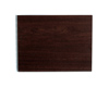 Handmade Wood Look Screwpost Portfolio Cover by Shrapnel Design » 11x14 Landscape » Walnut
